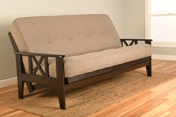 the best west wood futon shop frame key white