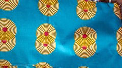 Disco African Fabric