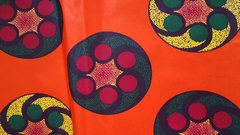 Medallion African Fabric