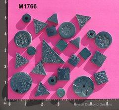 Blue Do - Dads Filler Tiles Handmade Mosaic Tiles M1766