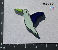 Humming Bird Handmade Mosaic Tiles M2970