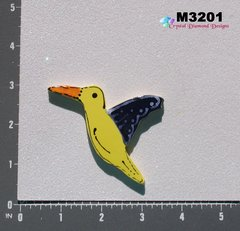 Humming Bird Handmade Mosaic Tiles for your Mosaic Projects M3201
