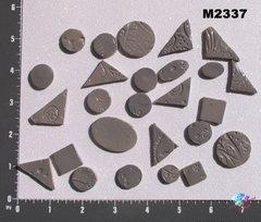 Grey Do - Dads Filler Tiles Handmade Mosaic Tiles M2337