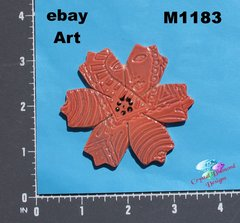 Flower Handmade Mosaic Ceramic Tiles For your Projects M1183
