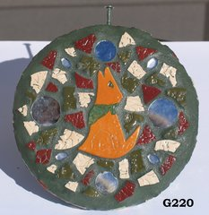 Southwest Circle Mosaic Handmade Gazing Ball for your Home inside or out G220