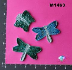 Butterflies and Dragonflies Handmade Mosaic Tiles M1463
