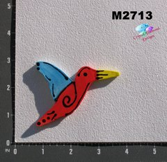 Humming Bird Handmade Mosaic Tiles M2713