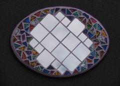 Mosaic Trivet for Bedroom or kitchen Handmade PL109