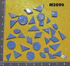 Blue Do - Dads Filler Tiles Handmade Mosaic Tiles M2099