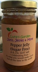 Pepper Jelly (Mild) (Sugar Free)