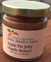 Apple Pie Butter