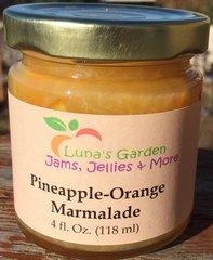 Pineapple-Orange Marmalade