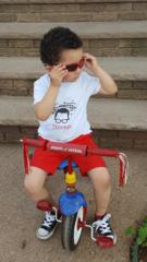 -Children Tee - Thinker