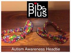 Autism Awareness Headtie