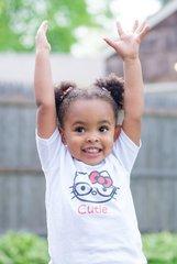 -Children Tee - Cutie