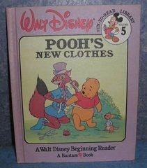 Book - Pooh's New Clothes B4902