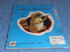 Book - The Littlest Raccoon B4753