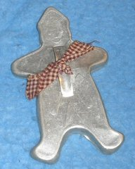Cookie Cutter Snowman B5597