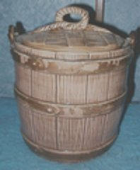 Cookie Jar - Bucket B2103