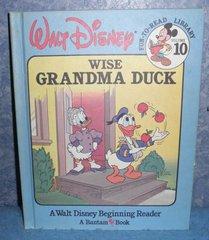 Book - Wise Grandma Duck B4899
