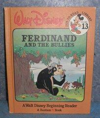 Book - Ferdinand and The Bullies B4893