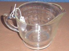 Measuring Cup - Glass B4748