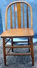 Bentwood Chair B1599