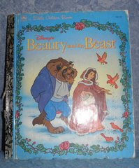 Book - Beauty and The Beast B4916