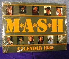 "Calendar 1985 ""MASH"" B2675"
