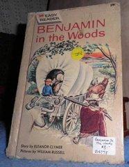 Book - Benjamin In The Woods B4778