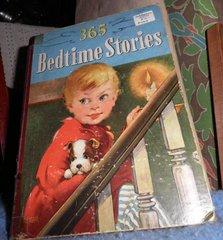 Book - 365 Bedtime Stories B4813