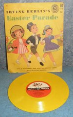 Record 78 RPM - Easter Parade B4963