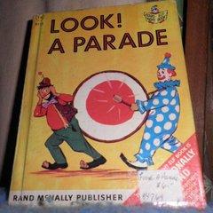 Book - Look! A Parade B4769