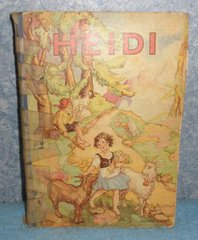 Book - Heidi B5234