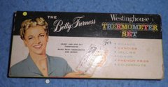 Thermometer in Original Box Made by Westinghouse B3877