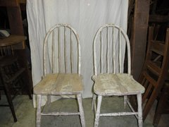 B1589  Vintage/Antique  Chair