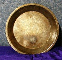 Pie Plate, Metal B2667