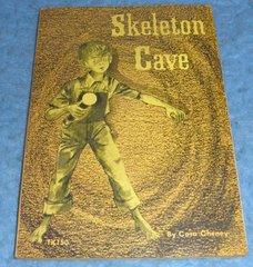 "Book - ""Skeleton Cave"" B5343"