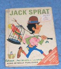 Book - Jack Sprat B4756