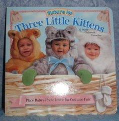 Book - Three Little Kittens B4917