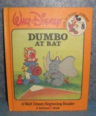 Book - Dumbo at Bat B4892
