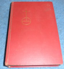 Book - Service and Hymnal B5314