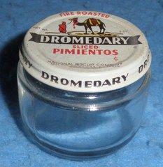 Jar Dromedary Pimientos B5091