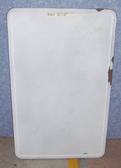 Vintage Antique Blue Speckled Edge Hoosier Top Enamel B3813