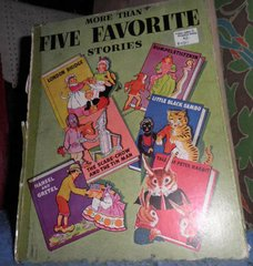 Book - More Than 5 Favorite Stories B4801