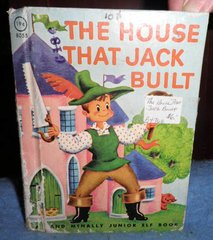 Book - The House That Jack Built B4766