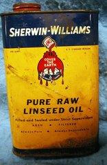 Sherwin-Williams Pure Raw Linseed Oil B1763