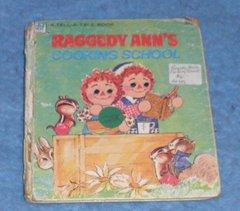 Book - Ragedy Ann's Cooking School B4759