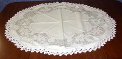 Tablecloth Round B3575