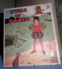 Book - Puss In Boots B4795